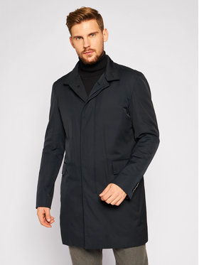 Strellson Strellson Prechodný kabát 11 Mayfair 30023258 Tmavomodrá Regular Fit