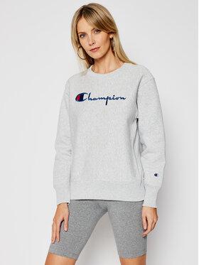 Champion Champion Sweatshirt Reverse Weave 113152 Grau Standard Fit