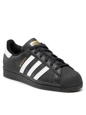 adidas adidas Cipő Superstar J EF5398 Fekete