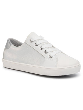 Geox Geox Sneakers J Gisli G. A J024NA 0NFBC C0007 S Λευκό