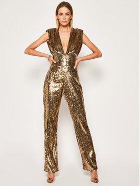 Babylon Babylon Ολόσωμη φόρμα S00583 Χρυσό Regular Fit