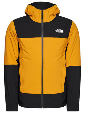 The North Face The North Face Яке с няколко функции Mountain Light Triclimate NF0A4R2ITBK1 Жълт Regular Fit