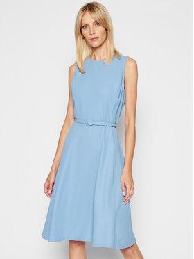 Lauren Ralph Lauren Lauren Ralph Lauren Kleid für den Alltag 250772544004 Blau Regular Fit