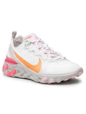 Nike Nike Cipő React Element 55 CV3035-100 Fehér