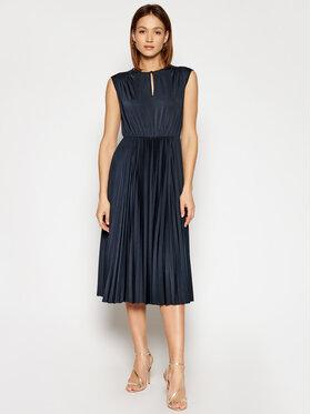 Marella Marella Kokteilinė suknelė Broise 36210311 Tamsiai mėlyna Regular Fit