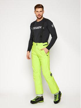 Rossignol Rossignol Spodnie narciarskie RLIMP03 Żółty Regular Fit