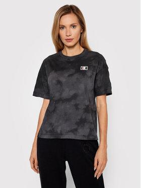 Champion Champion T-Shirt 114761 Czarny Custom Fit