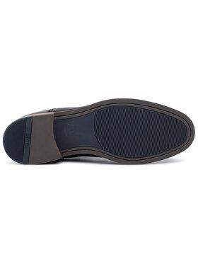 Digel Digel Kotníková obuv s elastickým prvkem Sandro 1001918 Černá