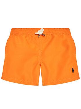 Polo Ralph Lauren Polo Ralph Lauren Plaukimo šortai Traveler Sho 323785582015 Oranžinė Regular Fit