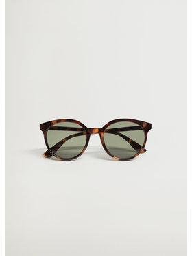 Mango Mango Okulary przeciwsłoneczne Emma 87071007 Brązowy
