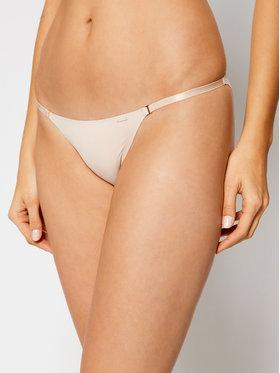 Calvin Klein Underwear Calvin Klein Underwear Chilot clasic 000QF5555E Bej