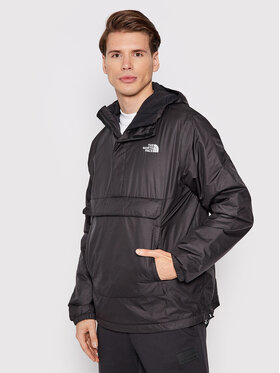 The North Face The North Face Kurtka anorak Fnrk NF0A558IJK31 Czarny Regular Fit
