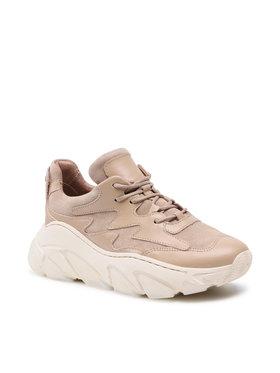 Carinii Carinii Sneakersy B5822 Beżowy