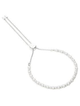 Swarovski Swarovski Náramok Bracelet Trilogy 5465384 Strieborná