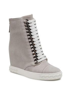 Casadei Casadei Členková obuv 2X922L0801C01089600 Sivá