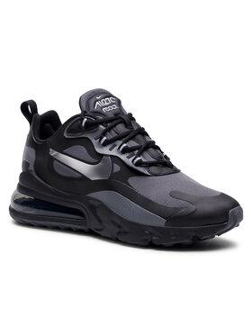 NIKE NIKE Обувки Air Max 270 React Wtr CD2049 001 Черен