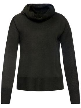 Marella Marella Пуловер Dentice 33661899 Зелен Regular Fit