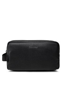 Calvin Klein Calvin Klein Geantă pentru cosmetice Warmth Washbag K50K507347 Negru