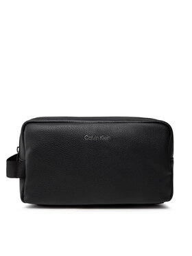 Calvin Klein Calvin Klein Kosmetický kufřík Warmth Washbag K50K507347 Černá