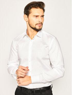 Boss Boss Ing Joram 50427967 Fehér Slim Fit