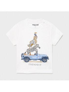 Mayoral Mayoral T-shirt 1002 Bijela Regular Fit