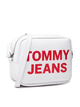 Tommy Jeans Tommy Jeans Torebka Tjw Essential Pu Camera Bag AW0AW10152 Biały