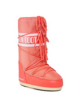 Moon Boot Moon Boot Sněhule Nylon 14004400080 D Oranžová