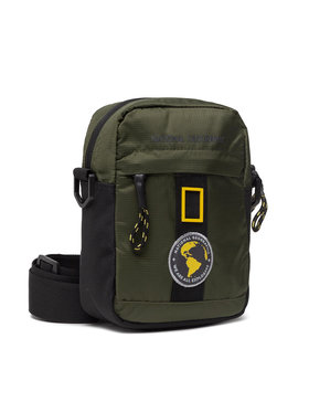 National Geographic National Geographic Brašna Pouch N16980.11 Zelená