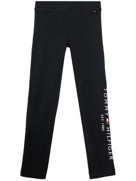 TOMMY HILFIGER TOMMY HILFIGER Leggings Essential Hwk KG0KG05183 M Nero Slim Fit