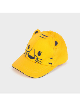Mayoral Mayoral Καπέλο Jockey 10023 Κίτρινο
