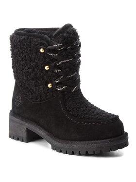Tory Burch Tory Burch Planinarske cipele Meadow Boot 49197 Crna