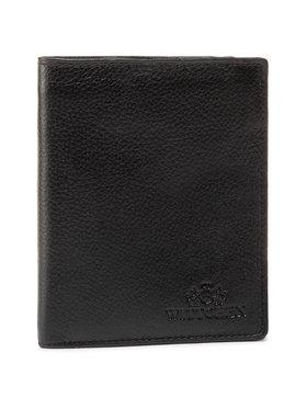 Wittchen Wittchen Veľká pánska peňaženka 21-1-009-10L Čierna