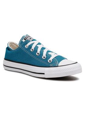 Converse Converse Sneakers aus Stoff Ctas Ox Bright Spr 170467C Blau