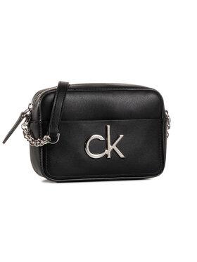Calvin Klein Calvin Klein Rankinė Camera Bag W/Pckt K60K606677 Juoda