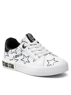 BIG STAR BIG STAR Sneakersy II374001 Biały