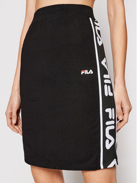 Fila Fila Jupe mini Frida 688604 Noir Slim Fit