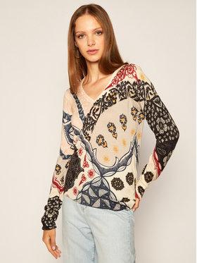 Desigual Desigual Sweater Bergen 20WWJFA6 Színes Regular Fit
