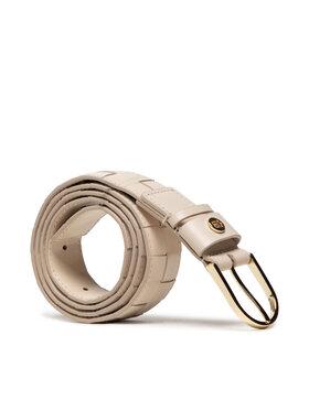 Tommy Hilfiger Tommy Hilfiger Ženski remen Classic Belt Woven 3.5 AW0AW10072 Bež