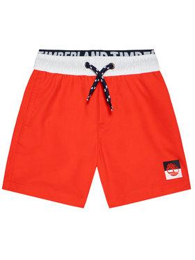 Guess Guess Pantaloni scurți sport T24B43 M Roșu Regular Fit