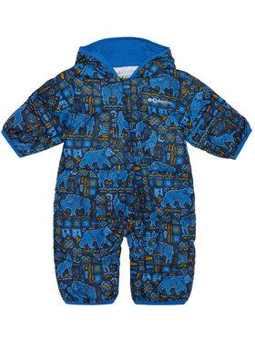 Columbia Columbia Žiemos kombinezonas Snuggly Bunny Bunt 1516331 Mėlyna Regular Fit