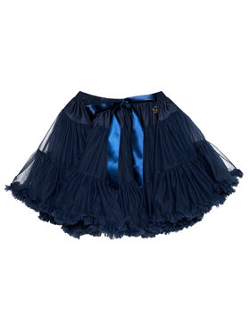 LaVashka LaVashka Φούστα 25 D Σκούρο μπλε Regular Fit
