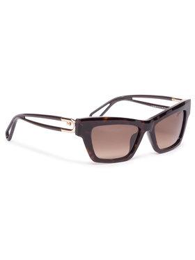 Furla Furla Ochelari de soare Sunglasses SFU465 WD00006-ACM000-AN000-4-401-20-CN-D Maro