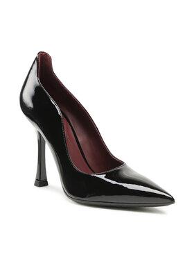 Loriblu Loriblu Pantofi cu toc subțire 2I DS1085 00 Negru