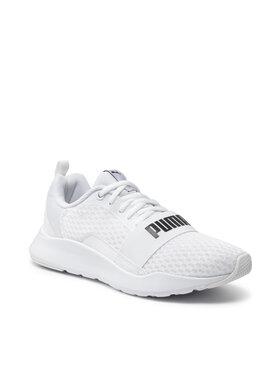 Puma Puma Обувки Wired 366970 02 Бял