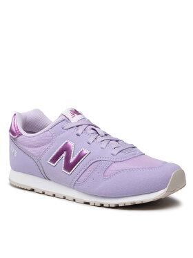 New Balance New Balance Sneakersy YC373GL2 Fioletowy