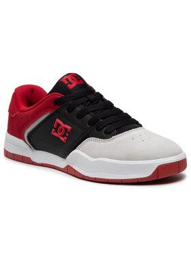 DC DC Sneakersy Central ADYS100551 Czerwony