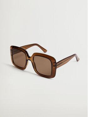 Mango Mango Okulary przeciwsłoneczne Mery 17020145 Brązowy