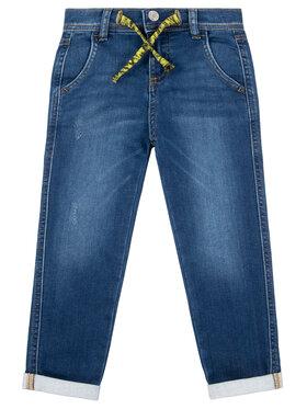 Guess Guess Džinsai N01A06 K9GM0 Tamsiai mėlyna Regular Fit