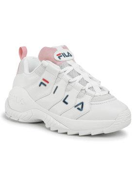 Fila Fila Sneakersy Countdown Low Wmn 1010751.92W Biela