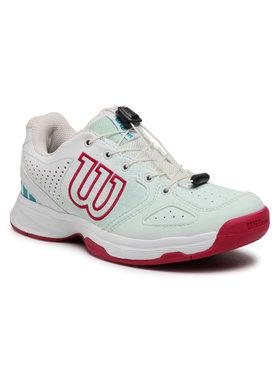 Wilson Wilson Παπούτσια Kaos Junior Ql WRS327930 Πράσινο